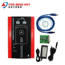 2017 for Mercedes Benz Key Programmer Program the key for Mercedes A-klasa, E210 ,ML320, W140, Gelenvagen with PCF7935 chip