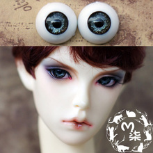 1Pair Retail Acrylic Doll Eyes 14MM Doll Eyeball  SD BJD Eyes 12MM