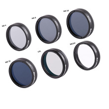 6Types Drone Camera Lens Filter For DJI Phantom 4PRO / 4PRO+ Optical Glass Leas Protector with Box High Quality RC Accessory
