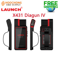 Original Version Launch X431 Diagun IV original Auto Diagnostic Tool 2 Years Free Update Online X-431 Diagun IV free Shipping(China)