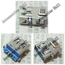 10x New 3.0 USB Connector JACK for Lenovo sony dell HP Samsung Asus Laptops USB mother seat  9pin U-42