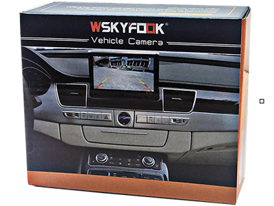 CCD Car Front View vehicle Logo Camera for Audi A6L Q5 Q7 Q3 A4L A4 b8 front logo camera Brand Mark Camera PAL/NTSC 17