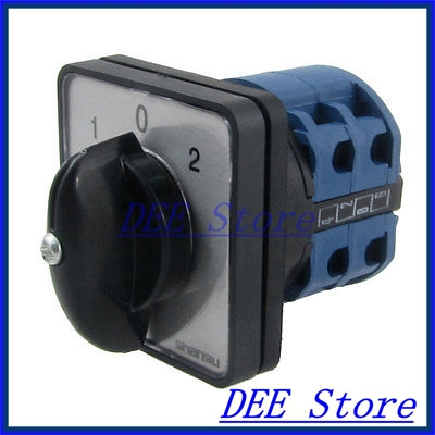 440VAC 240VAC ON/OFF/ON Positions 8 Screw Terminals Changeover Switch<br><br>Aliexpress