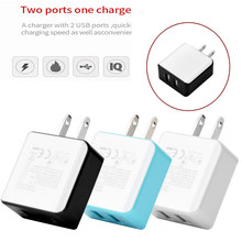 Buy CARPRIE Hot Sale Fashion 3.6A Triple USB Port Wall Home Travel AC Charger Adapter Samsung iphone US Plug usb charger for $1.49 in AliExpress store