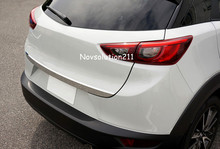 Rear Tailgate Door Lid Cover For Mazda CX-3 CX3 2015 2016