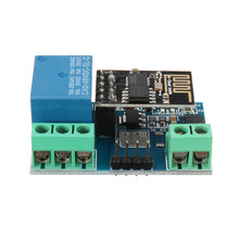1PC Hot Sale ESP8266 5V 10A DC 7-30V Network Relay WIFI Module NEW U8 Module Board(China)