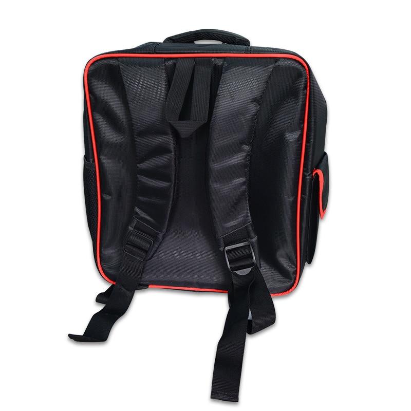 phantom 4 No liner waterproof Backpack outsourcing Bag for dji phantom 4 UAV Accessories black color