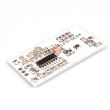LFS-DC04 2.7GHz 5-8m Microwave Radar Sensor Module 2.7G 360 Degree High Level Signal MOS Output DC 5V T8 LED
