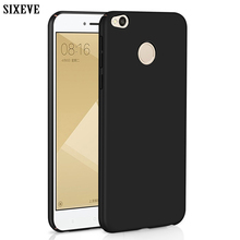 SIXEVE Brand Top Quality Case For Xiaomi Redmi 4X 5.0 inches Mobile Phone Cover Ultrathin Hard Plastic PC Matte Beauty Casing