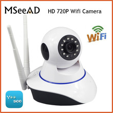 2017 New HD 720P Wireless IP Camera wifi Night Vision Network CCTV P2P Onvif Yoosee Baby Monitor - ANvision SYSTEM store