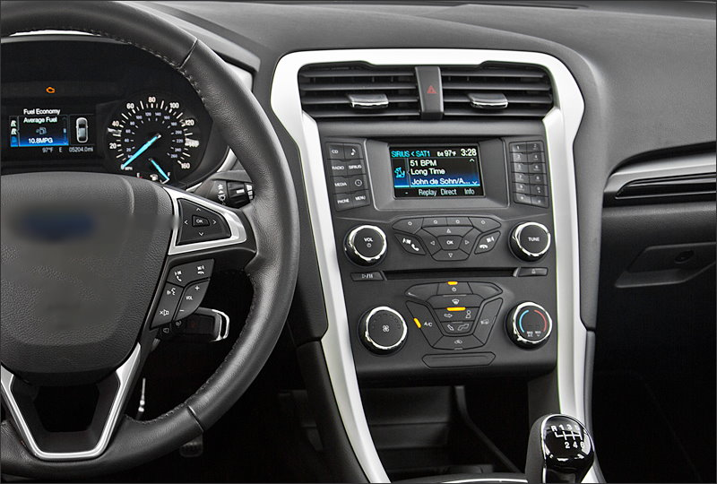 For Ford Fusion For Mondeo 2013-a