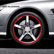 Car Reflective rim tape for Alfa GT 159 6C 1750 8C 2900 1900(China)