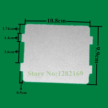 2 pieces/lot Microwave Oven Repairing Part Midea Mica Plates Sheets,Part Mica Plates Sheets DIY