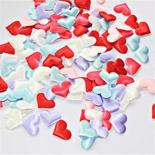 Fashion Throwing Flowers heart shape Wedding Petals Party Favor wedding decorations marriage room decor