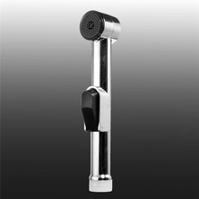 Chrome plated ABS shattaf toilet bidet spray hand held portable bidet shower Home usage Bathroom product