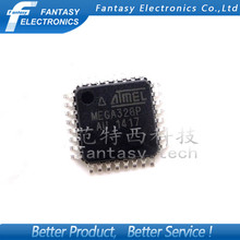 1PCS ATMEGA328P-AU QFP ATMEGA328-AU TQFP ATMEGA328P MEGA328-AU SMD new and original IC free shipping