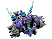 [ZXZ]Nexus Knights Three Brothers Building Blocks Jestro's Monster Vehicle Kids Comptible LegoINGly nexo knights - The littlle Store store