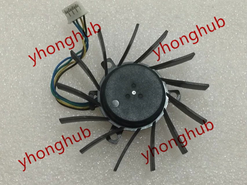 MGT7012YF-W20 DC 12V 0.43A  4-Pin  55mm 65X65X12mm Server Round  fan<br>
