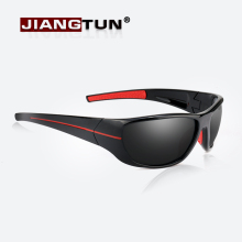 JIANGTUN Hot Sale Quality Polarized Sunglasses Men Women Sun Glasses Driving Gafas De Sol Hipster Essential(China)