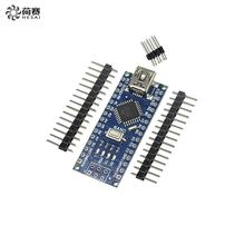 Smart Electronics Integrated Circuit for arduino Nano 3.0 CH340 Controller Development Board Without CABLE for DIY Starter Kit