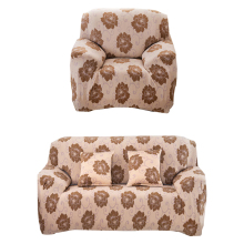 Cloth Art Sofa Cover Printed Slipcover flexible Stretch Big Elasticity Couch cover Funiture Cover Single/Two/Three/Four-seater