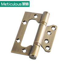 Meticulous Thickness 3mm door hinges 4 inch ball bearing hinge 101mm stainless steel furniture gate hinge bronze sub-mother