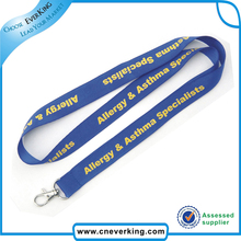 factory hot selling high quality lanyard for sale