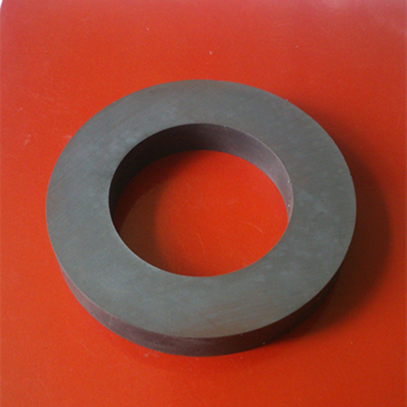 2pcs Ferrite Magnet Ring OD 100x60x15 mm grade C8 Ceramic Magnets for DIY Loud speaker Sound Box board Subwoofer<br>