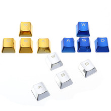 Mechanical Keyboard Backlight Keycap AWSD QERF Forward Back Left Right Keys With Key Caps Puller For Gaming Keyboard Keycaps(China)