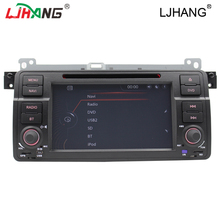 Top 3G auto radio Car DVD player for BMW/E46/M3/MG/ZT/Rover 75 Canbus Radio GPS Navigation Bluetooth 1080P 3G wifi Ipod USB Map
