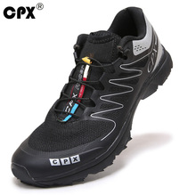 New CPX Brand Man Lightweight Mountain climbin Athletic Trainers zapatillas deportivas hombre Sports Shoes Outdoor  Running Shoe
