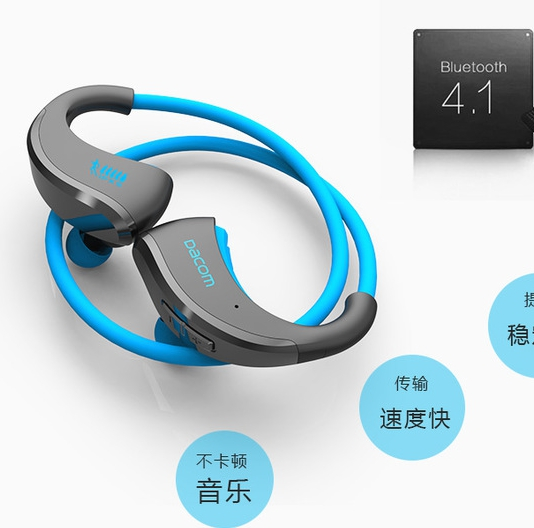 In-Ear Wireless Bluetooth Earphone Waterproof Sports Running Headsets Music Player with Mic for iPhone iOS Android<br><br>Aliexpress