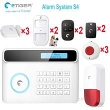 Elder old parents SOS emergency button system necklace panic button call alarm system call phone number alarm system