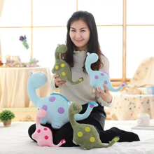 Super Lovely New Ariival Dinosaur Plush Toy Kids Educational Sleeping Appease Doll Kids Birthday Gift 30-50cm