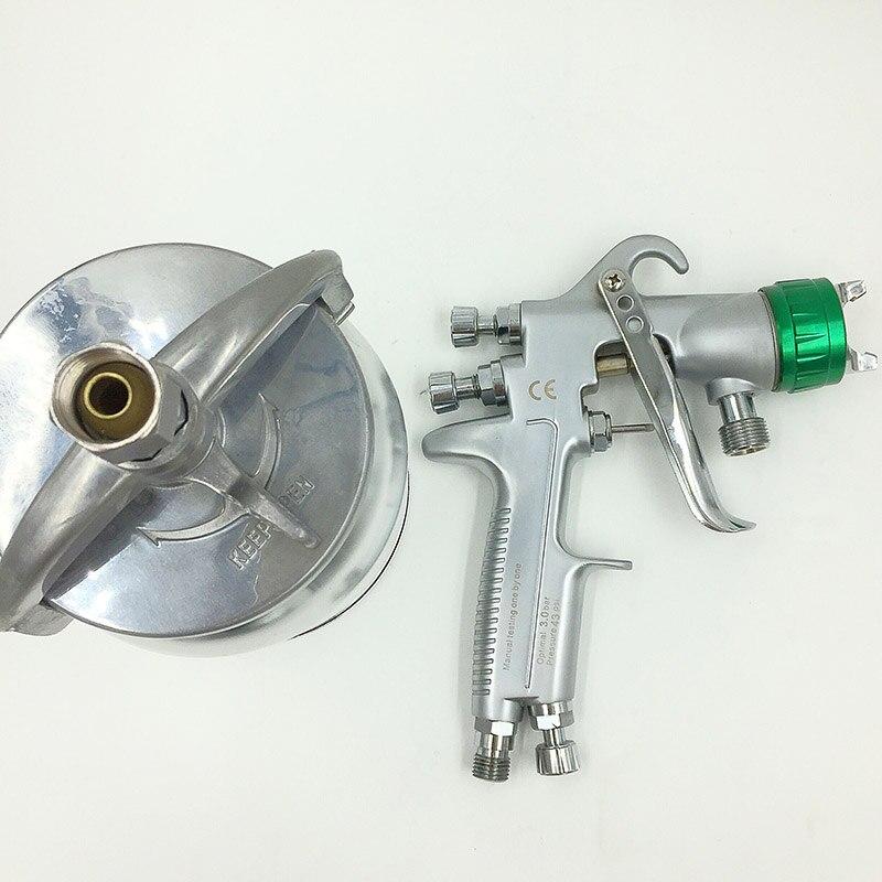 SAT1155 spray guns polyurethane foam paint wholesale pneumatic nozzle gun to paint cars<br><br>Aliexpress