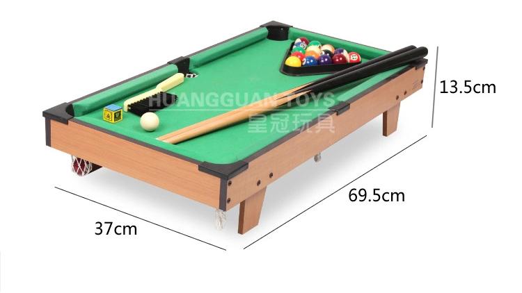 Acquista Billiard Table Giocattoli Bambini Snooker Biliardo Bambini ...