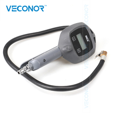 High technology electronic tyre inflator, high precision air tyre gauge (Shock-proof)(China)