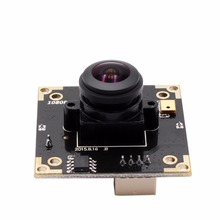 1080P HD WDR Usb 2.0 H.264 Mini Webcam Industrial Machine Vision Camera Module Board with Mic for Android Linux Windows MAC OS(China)