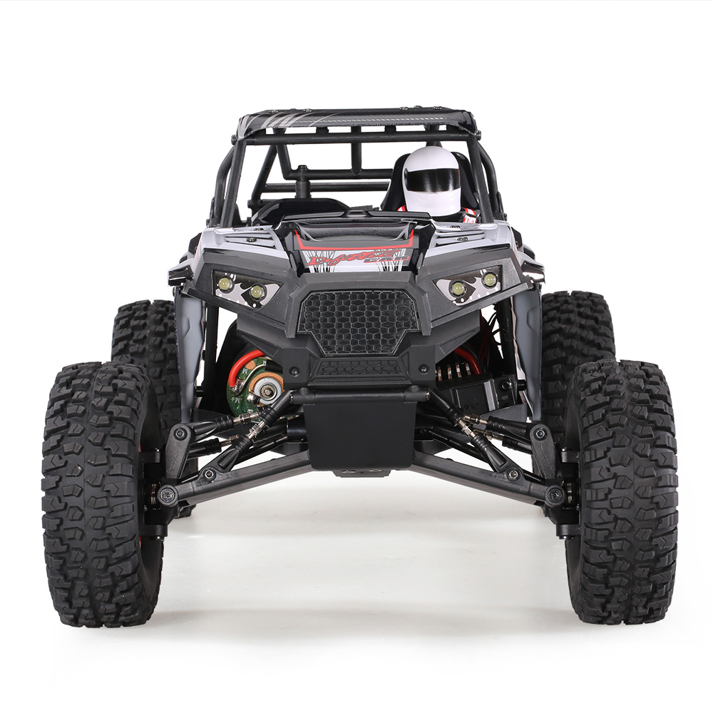 Remote Control Off-road Car Vehicles SUV 10428-B2 110 2.4G 4WD Electric Rock Crawler Buggy Desert Baja RC Cars RTR Boys Toys (2)