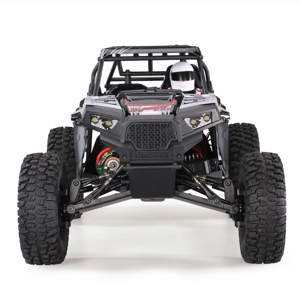 Remote Control Off-road Car Vehicles SUV 10428-B2 110 2.4G 4WD Electric Rock Crawler Buggy Desert Baja RC Cars RTR Boys Toys (2)