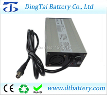 Free shipping fast charge 58.8v 3A electric bike battery charger for li ion 14S li-ion 52v battery
