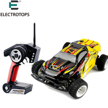ET RC Car WLtoys A222 Hobby Hight Speed Racing Car 1/24 Electric 4WD Monster Truck RC Vehicles Drift Car Toys Gift for Kids(China)