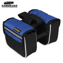 Buy Cycling Bicycle Frame Front Head Top Tube Bike Bag&Double Bags Cell Phone Bike Accessories for $4.50 in AliExpress store
