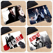 Babaite NBC TV Show The Blacklist Hit Man Spader Create Your Own Style Vintage Mouse Pad Computer Laptop Custom-made Mouse Mat(China)