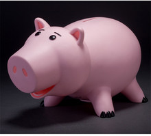 Toy Story Piggy Bank pig toys Coin Box PVC model toys gift for children 20cm