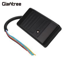 giantree 125KHz RFID ID Card Reader EM ID Card Reader 9-15V Proximity Reader For Door Access Control System with Wiegand 26 DC(China)