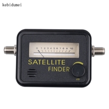 Satellite Finder Tool Meter For SAT DISH TV lnb direc TV satfinder Meter Network Satellite Dish localizador de satelite digital(China)