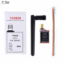 TS5828 RC FPV Mini 5.8Ghz 600mW 32 Channels Wireless A/V Transmitter Video TX Module for FPV RC Quadcopter