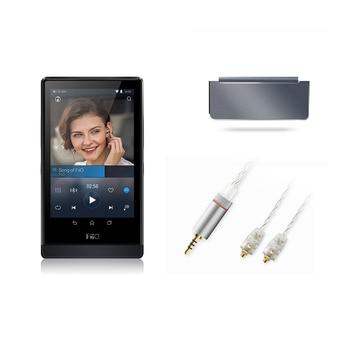 FiiO Hi-Res Music Player X7+Balanced amplifier module AM3+Balanced earphones Cable RC-SE1B
