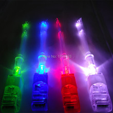 Wholesale Optical Fiber LED Bright Finger Ring Lights Rave Party Glow Kids Toys Party favor Gifts 1500pcs